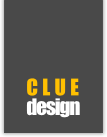 Clue Design logo